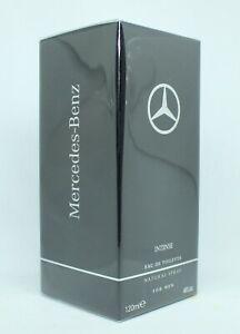 Mercedes-Benz Intense for Men 120 ml Eau de Toilette NEU & OVP 120ml EDT
