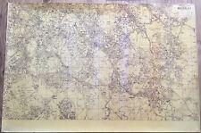 3 x Hojas De Mapa Vintage cartográficos/os, Bromley & Bexley London 1950's-70's