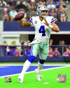 Dak Prescott Dallas Cowboys *LICENSED* 8x10 Photo
