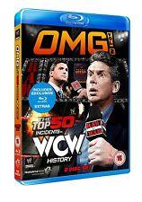WWE Omg! Volume 2 - The Top 50 Incidents In WCW History [2x Blu-ray] *NEU*