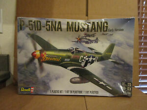 RMX/5989 P-51D-5A MUSTANG EARLY VERSION FREE SHIPPING