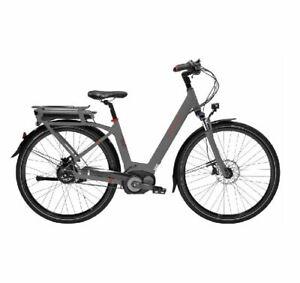"Peugeot eC01 Bosch Active Belt Drive eBike Electric City Bike 18"" Alloy Frame"