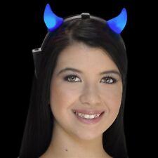Light up Blue Devils LED Headband