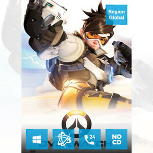 Overwatch for PC Game Battle Key Region Free