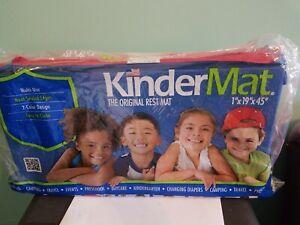 """NEW Kindermat 1"""" Kid Sleeping Exercise Rest Nap Mat Kindergarten Sleepmat"""