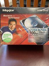 Maxtor Hard Drive 100GB Plus 20GB Bonus Internal ATA Hard Drive 7200 RPM