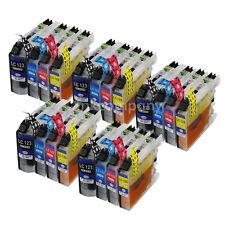 20 XL Druckerpatronen LC121 LC123 LC125 LC127 + Chip für den Brother MFC-J4410DW
