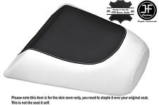 BLACK & WHITE VINYL CUSTOM FITS YAMAHA GP 1200 800 760 97-00 REAR SEAT COVER