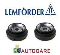 x2 Lemforder Shock Absorber Mounts For Audi 80 VW Passat