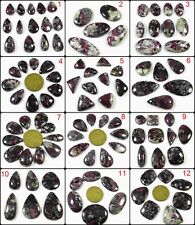 NATURAL EUDIALYTE CABOCHON MIX SHAPE LOOSE GEMSTONE LOT FREE SHIPPING ED-D