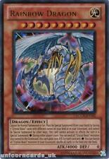 LCGX-EN162 Rainbow Dragon Ultra Rare UNL Edition Mint YuGiOh Card