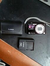 Panasonic LUMIX DMC-FH20 14 MP Digital Camera - Black - Bundle (FREE SHIPPING!!)