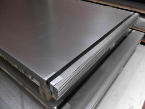 Mild Steel Flat Sheet Metal - Various Sizes FREE GUILLOTINE CUT TO SIZE SERVICE