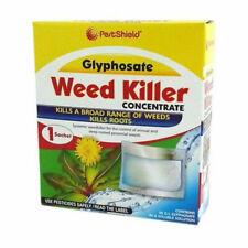 Pestshield Super Strength Glyphosate Weed Killer Concentrate 32sqm Coverage