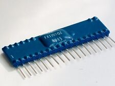 Fx1130qz LMC ZVEI toneset decoder, selective Call, SELCAL