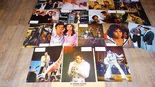 LE ROMAN D' ELVIS ! john carpenter jeu 16 photos cinema lobby cards fantastique