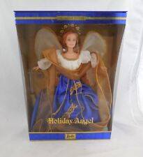 2000 Mattel Barbie Holiday Angel (Blue Dress) Collector Edition Nrfb