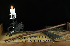 """16.9"""" Rustic Bolivian Rosewood Wand – Wicca Magic Wooden Witch Wizard Wood"""