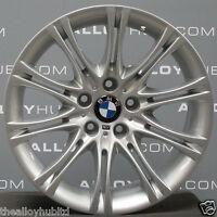 """GENUINE BMW 5 SERIES E60/E61 MV2 18"""" INCH 135M SPORT SINGLE/SPARE ALLOY WHEEL X1"""