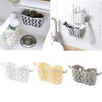 Sink Shelf Soap Sponge Drain Rack Bathroom Holder Kitchen Storage Suction-Cup