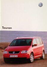 Revues et manuels automobile Volkswagen Touran