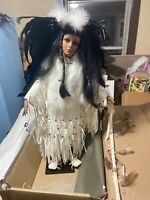 TIMELESS COLLECTION Indian Dolls by Nanci CERTIFICATE OF AUTHENTICITY