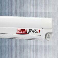 Fiamma F45 S Awning - 4.5m - Royal Blue