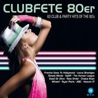 CLUBFETE 80ER:60 CLUB & PARTY HITS OF THE 80'S  3 CD NEW