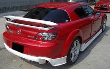 Mazda RX8 Mazdaspeed Style Spoiler Wing