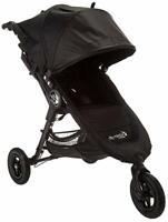 Baby Jogger 1959368 City Mini GT Single Stroller Black