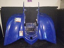 yamaha yfz 450 04-08 rear blue plastics #2