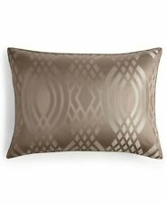 120$ tag from Macys New Hotel Collection Brown Dimensions Standard Pillow Sham