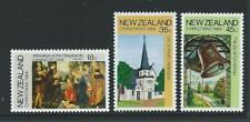 1984 NEW ZEALAND Christmas Set MNH (SG 1349-1351)