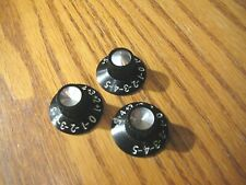 Vintage 70s Fender PA / Super Twin Amplifier Knobs........( Sold Individually )