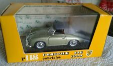 BRUMM serie ORO, PORSCHE 356 speedster 1950, SUPERMINT IN BOX 1/43