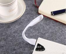 NEW Fashion USB LED Light Flexible Mini Lamp for Computer Laptop Reading White A