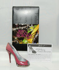 Just The Right Shoe by Raine Shoe Miniatures-Work It Nib