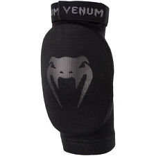 Venum Mma Kontact Elbow Pads Elasticated Guards Martial Arts Protective Gear