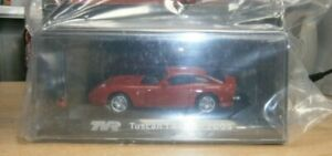 Panini Supercars Collection Partwork #59 Diecast 1:43 Model Tuscan T440R - 2003