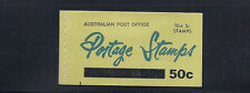 AUSTRALIA 1967 BOOKLET (SG SB40) VF