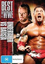 WWE - Best Of WWE - Undertaker Vs Batista (DVD, 2010) - Region 4