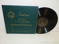 PRO MUSICA CHAMBER GROUP Beethoven Septet E Flat Major LP POLYDOR VOX PLP 6460