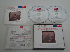 MASCAGNI/CAVALLERIA RUSTICANA(BMG/RCA 74321 25282 2) 2XCD BOX