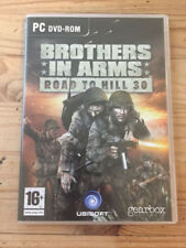 BROTHERS IN ARMS ROAD TO HILL 30 - JEU PC DVD-ROM PEGI -16 UBISOFT