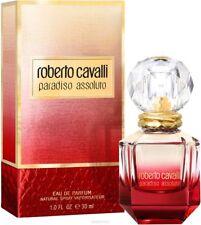 Roberto Cavalli Paradiso Assoluto Eau De Parfum Spray, para ella, 30 Ml