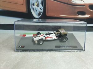 PANINI  F1 COLLECTION - 1970 BRM P153 RODRIGUEZ - 1/43 scale model car #23