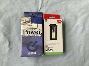 Canon Batterie NP-E3