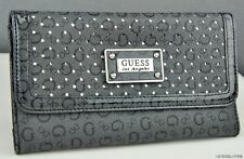 FREE Ship USA SLG Wallet GUESS Avellino Coal New Ladies Prime