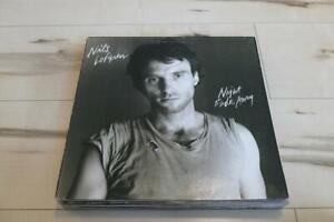 Nils Lofgren - Night fades away - Pop 80er 80s - Album Vinyl LP