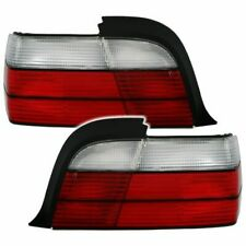 Tail lights for BMW E36 Coupe/Cabrio - red